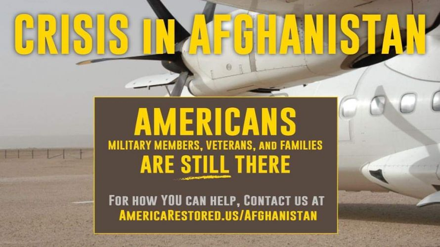 Crisis in Afghanistan  CLICK ON PHOTO FOR INFORMATION!